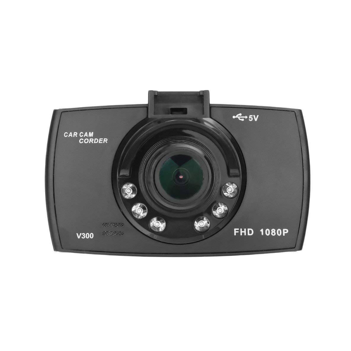V300 Full HD 1280 * 1080 P 2, 4 Zoll TFT LCD Display Auto DVR Dash Kamera 140 ° Weitwinkel Recorder G-Sensor Bewegungserkennung Moliies