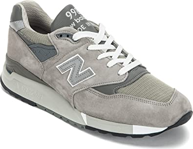 New Balance Women 998 W998G - Made In USA (gray) b1823dcb4f