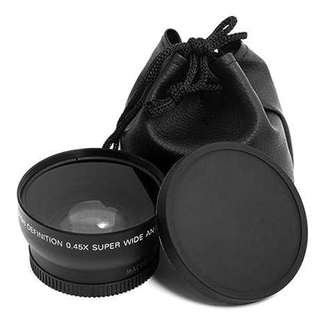 Amazoncom 52mm 045x Altura Photo Professional Hd Wide Angle Lens
