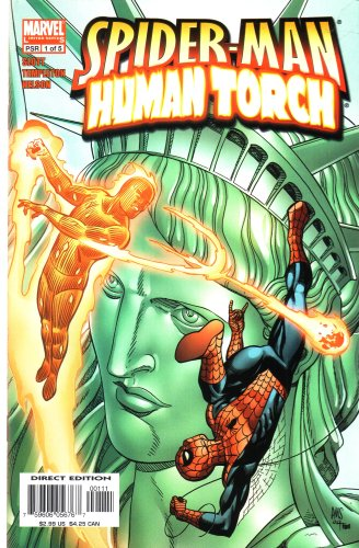 Spider-Man/Human Torch #1 (Limited Series 1 of 5) ebook