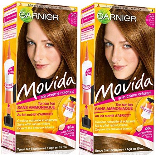 Coloration cheveux blancs sans ammoniaque