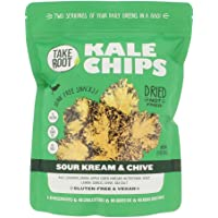 Take Root Kale Chips Sour Kream and Chive, 60g
