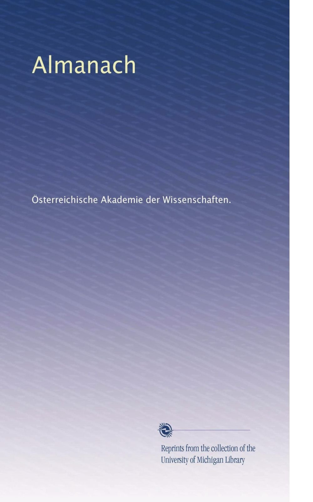 Download Almanach (Volume 27) (German Edition) PDF