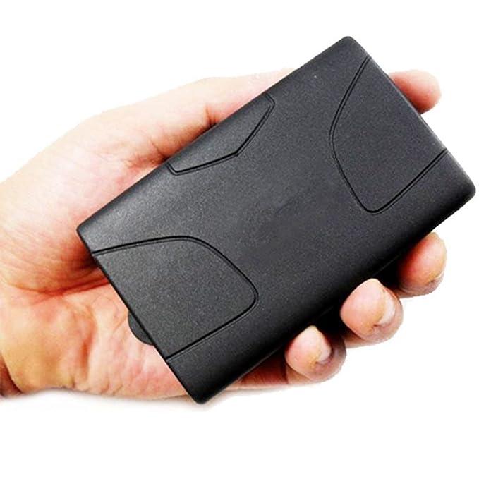 Mondocommercio: TK-104, localizador GPS con alarma antirrobo para coches, motos, barcos: Amazon.es: Coche y moto