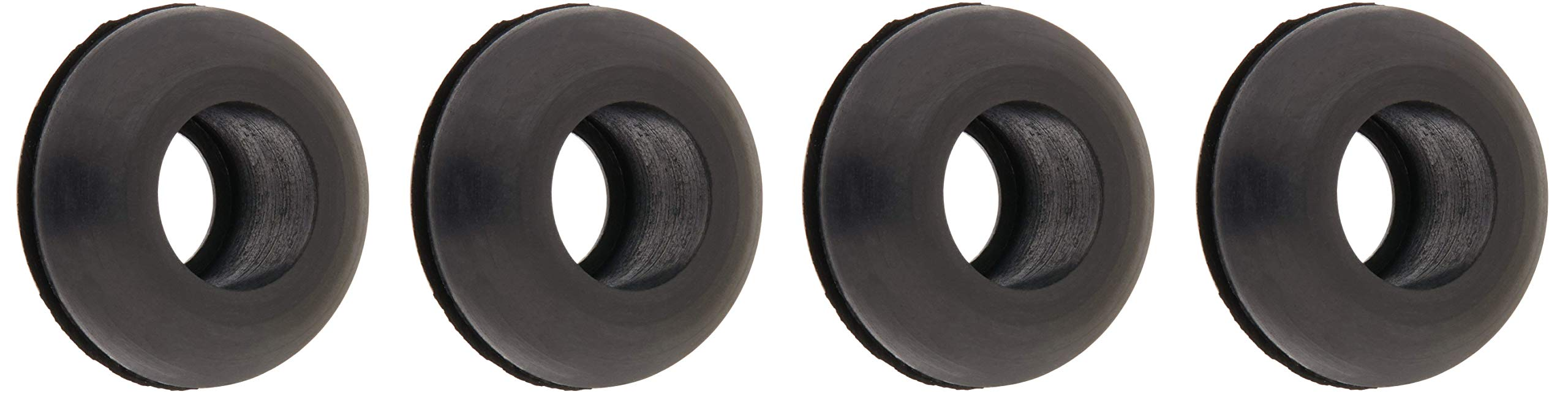 Hydro Flow Rubber Grommet 1/2 Inch, Bag of 10 (Fоur Расk)