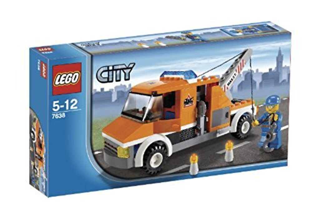 LEGO City 7638  Tow Truck