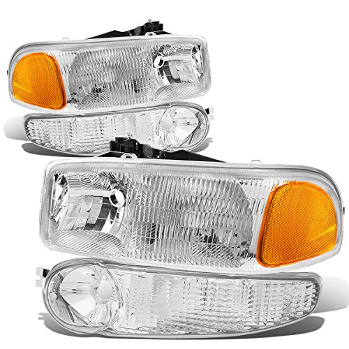 01 yukon denali headlights - 1
