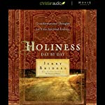 Holiness: Day by Day: Transformational Thoughts for your Spiritual Journey | Jerry Bridges