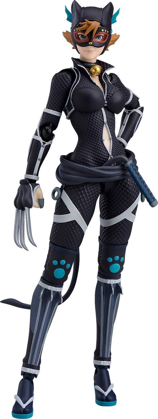 Max Factory Figma Catwoman Ninja ver