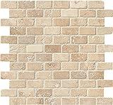 M S International Tuscany Beige Brick 12 In. X 12 In. X 10...