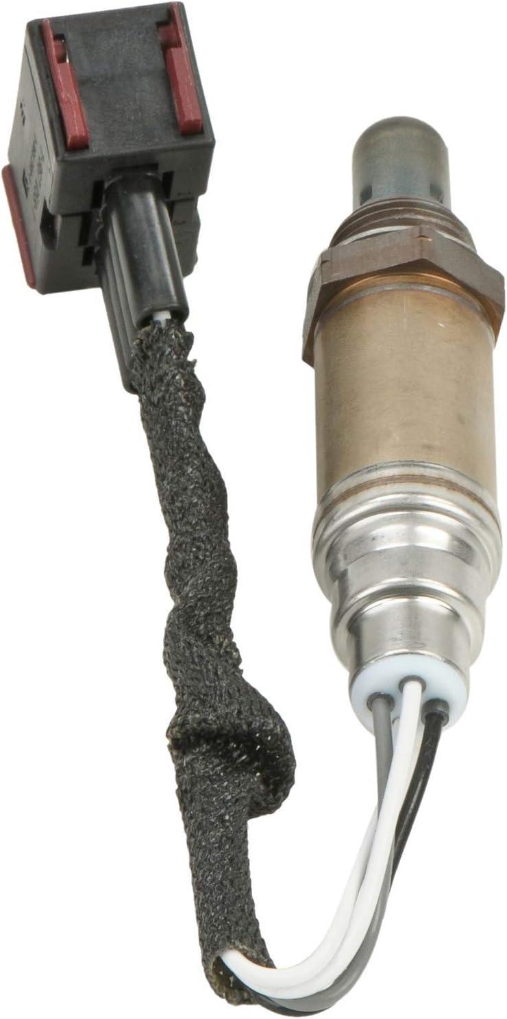 For Porsche Boxster H6 2004 Downstream Oxygen Sensor Bosch 16506