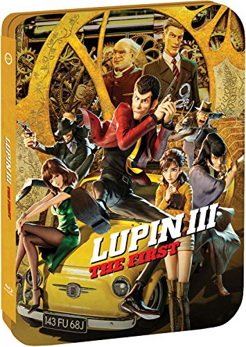 Lupin III: The First (Limited Edition Steelbook) [Blu-ray + DVD]