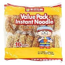 Mini Instant Tokyo Noodles Value Pack Chicken Flavor 480g (16 Pack)