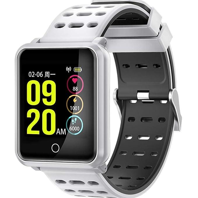 QL GPS Smart Sports Watch, Fitness Activity Tracker Heart ...