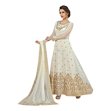 Amazon Com Traditional Indian Women Wedding Style Ceremony Dress