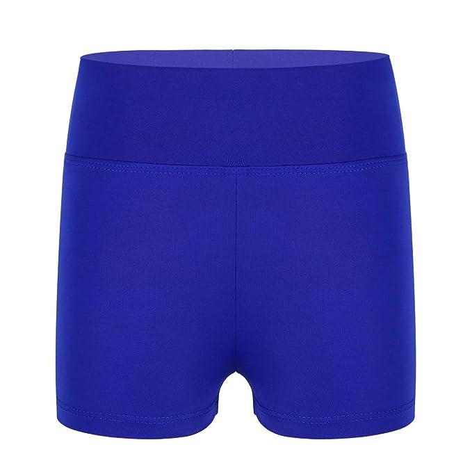 2019 Ausverkauf heißes Produkt aliexpress YiZYiF Sporthose Kinder Gymnastikhose Mädchen Turnhose Mädchen Fitness  Tanzhose Shorts Pants Kurz Kurzhose