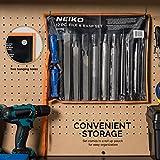Neiko 00109A Heavy Duty File and Rasp Set, 12 Piece