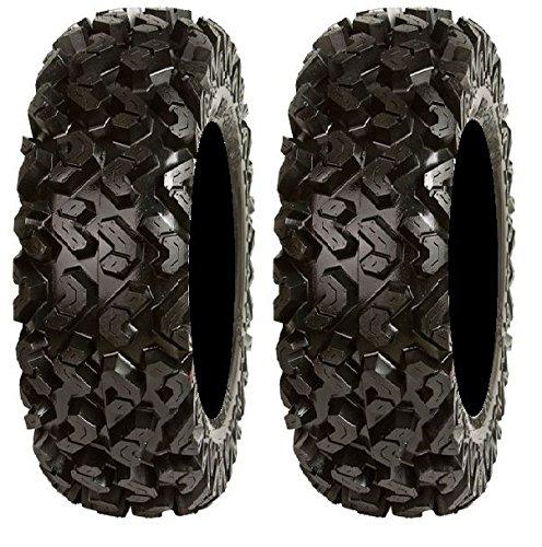 Pair Sedona 27x9 14 6ply Tires