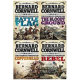 Starbuck Chronicles [Books 1-4] - Bernard Cornwell