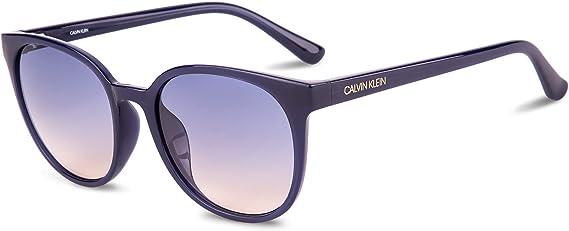 Calvin Klein Women's Ck19563s Round Sunglasses