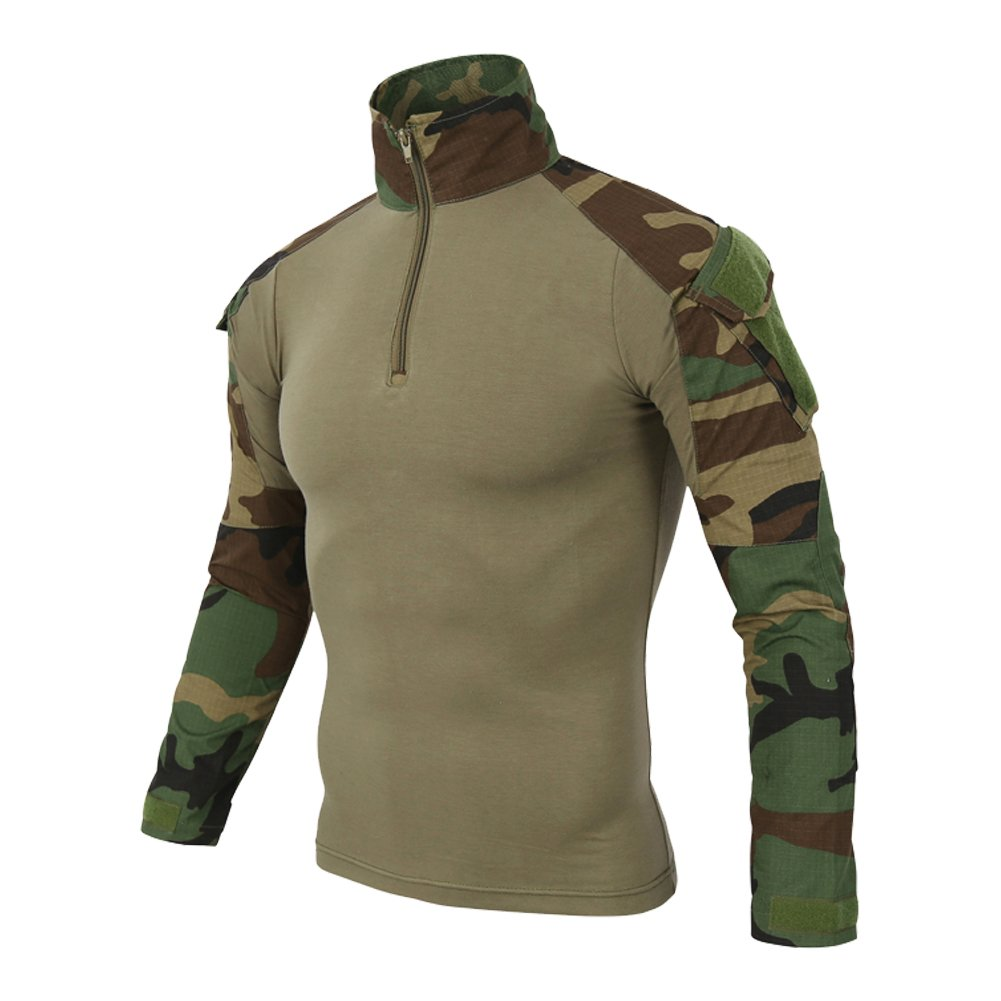 d78e0621e637 Top 10 wholesale Camo Shooting Shirts - Chinabrands.com