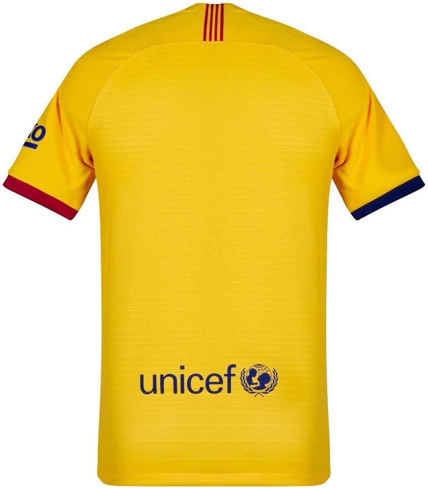 Nike 2019/20 Vapor Match Camiseta Equipación FC Barcelona Away 19 ...