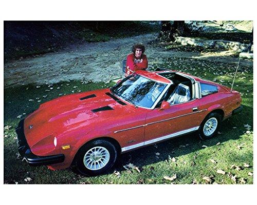 1979 Datsun 280ZX California T-Top Automobile Photo Poster