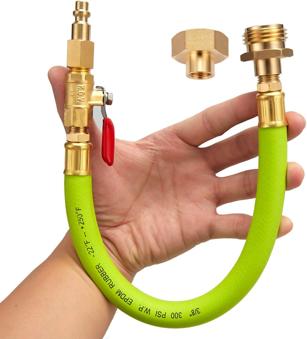 Minimprover Lead Free Brass 12