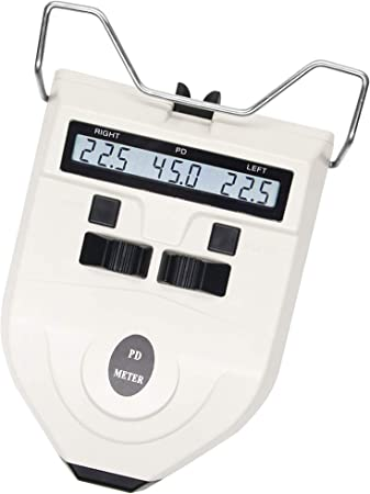 Hanchen PD Meter Digital Pupil Distance Meter PD Ruler Pupilometer with Memory Function CE Certificate