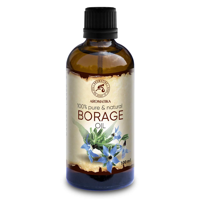 Aceite de Semilla de Borraja 100ml - 100% Puro y Natural