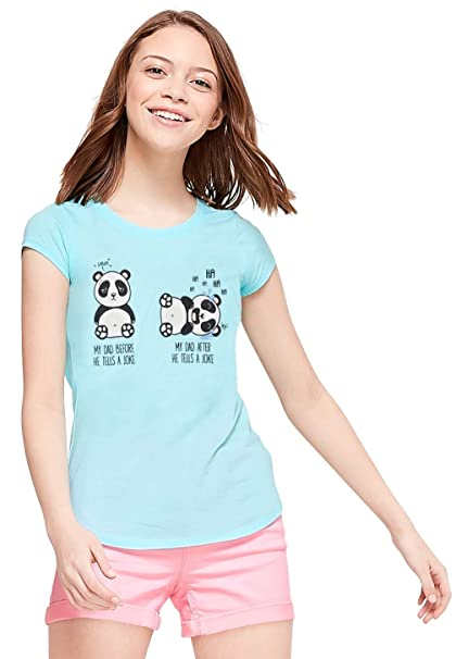 Justice Graphic Tees For Girls