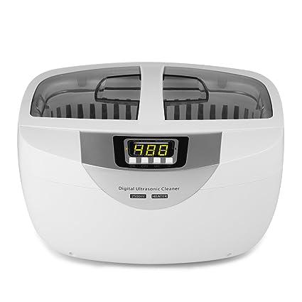 Limpiador Ultrasónico Yokkao® Equipo de Limpieza por Ultrasonidos con Temporizador y Sistema de Calefacción para
