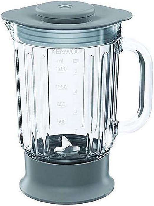 Picadora de vaso, apta para robots de cocina Mixer Multione KHH321, KHH300, KHH322, KHH324, KHH326, KHH301, KHH323, KHH302 y KHH311. Producto original de - Kenwood -: Amazon.es: Hogar