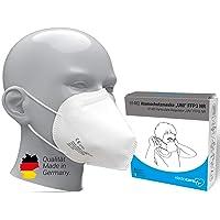 FFP3 adembeschermingsmasker, gecertificeerd in Duitsland, FFP3-masker, stofmasker, ademmasker, stofmasker, 10 stuks…