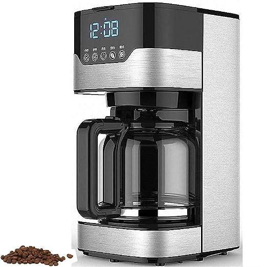 XMYL 800W Cafetera Exprés 1.5L De Gran Capacidad Maquina De Cafe ...