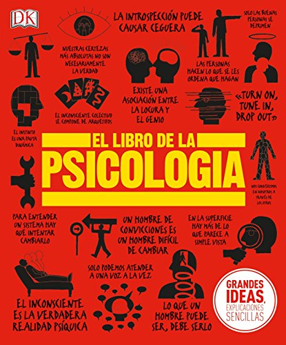 El Libro de la Psicología (Big Ideas) (Spanish Edition)