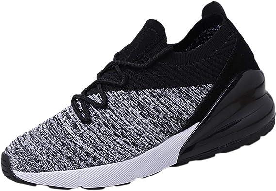 Zapatillas de Deportes Hombre Mujer Zapatos Deportivos Running ...