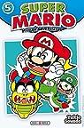 Super Mario - Manga Adventures, tome 5 par Sawada