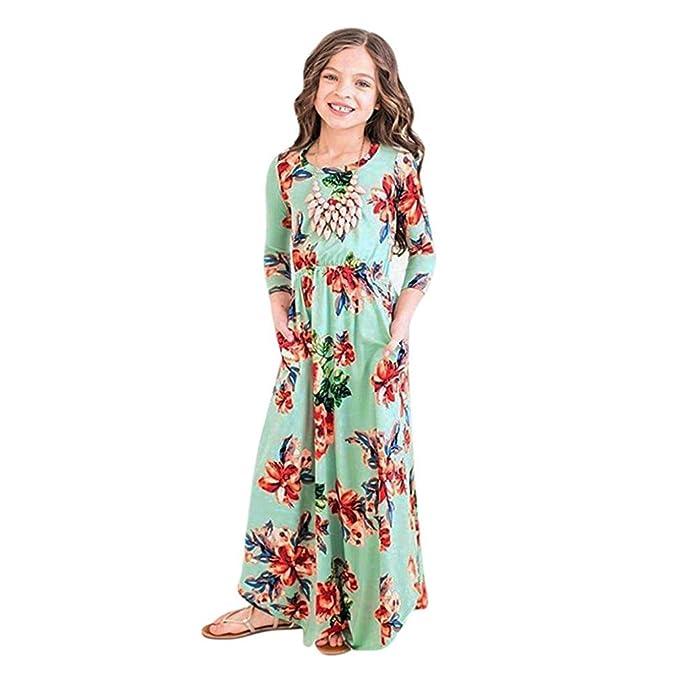 Kinderbekleidung,Honestyi Mode Kleinkind Baby Mädchen Kind Blume ...