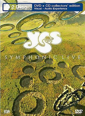 Symphonic Live [USA] [DVD]: Amazon.es: Yes: Cine y Series TV