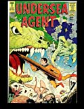 img - for Undersea Agent #6: 1967 Superhero Comic book / textbook / text book