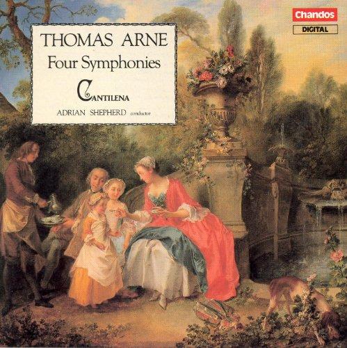 arne-symphonies-nos-1-4