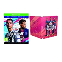 FIFA 19 - Champions Edition including Steelbook (exclusive to Amazon.co.uk) - (Xbox One)