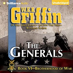 The Generals: Brotherhood of War, Book 6 Audiobook