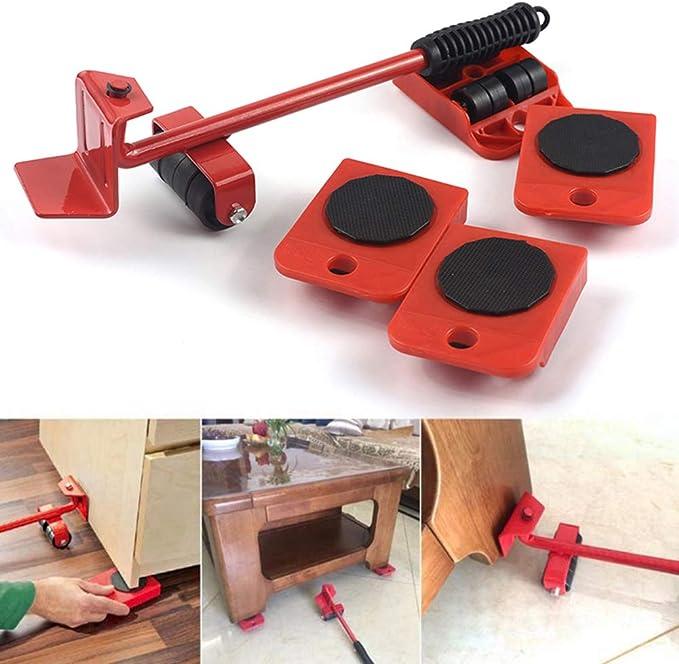 VANTSKITT Leather Punching Stamping Sewing Stitching Tools Set DIY Handmade Leathercraft Edger Belt Punch Tool Kit 18pcs
