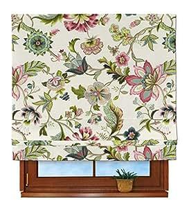 franc textile 340 122 00 store bateau padva 100 x 170 cm ecru home kitchen. Black Bedroom Furniture Sets. Home Design Ideas