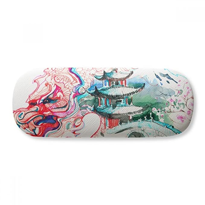 Amazon.com: Caja de almacenamiento para gafas de dibujo de ...