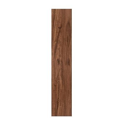 Flex Flor Looselay Vinyl Plank 9inx48in Rustic Cherry 8 Planks//24 sq ft.