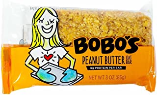 product image for Bobo's Oat Bars Oat Bar, All Nat, Pt Butter, 3 Ounce (Pack of 12)