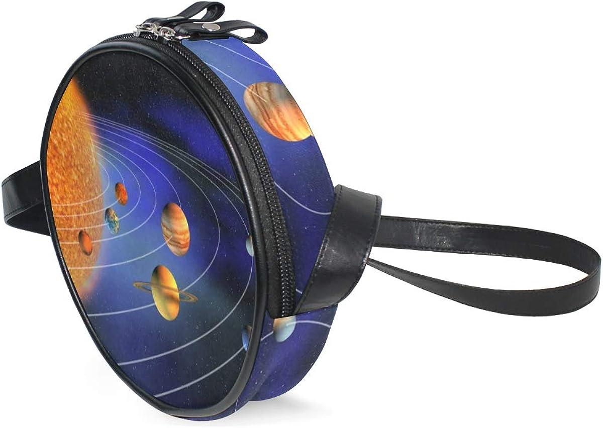 Round Crossbody Bag Pretty...